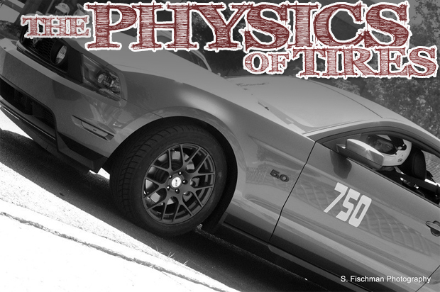 physics of tires, project ford mustang