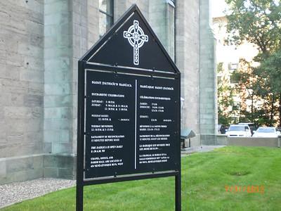 St. Patrick's Basilica Montreal