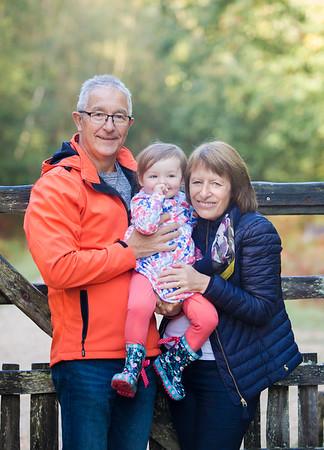 Mugridge Family
