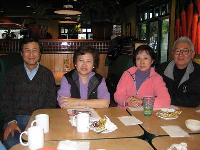 Natinal Taiwan Arts University SF Alumni Jan. 2008