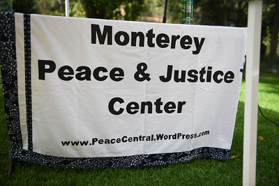 19 Sep 2021 Monterey:  International Day of Peace