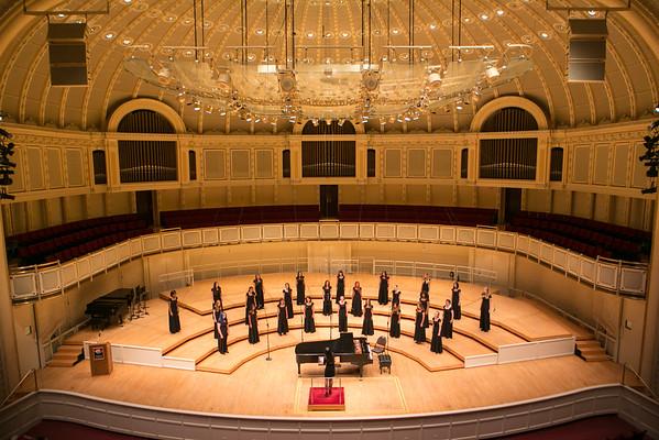 11. Academy of Music at Hamilton High School Advanced Women's Choir