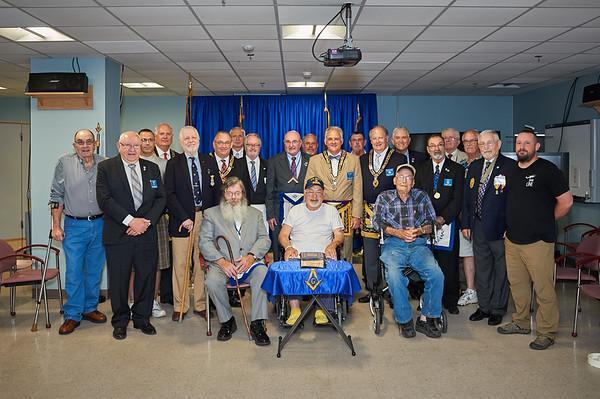 2018-07-10 Asheville Veterans Visit