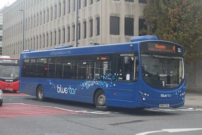 2291, BN64CNV, Bluestar, Bargates, Southampton
