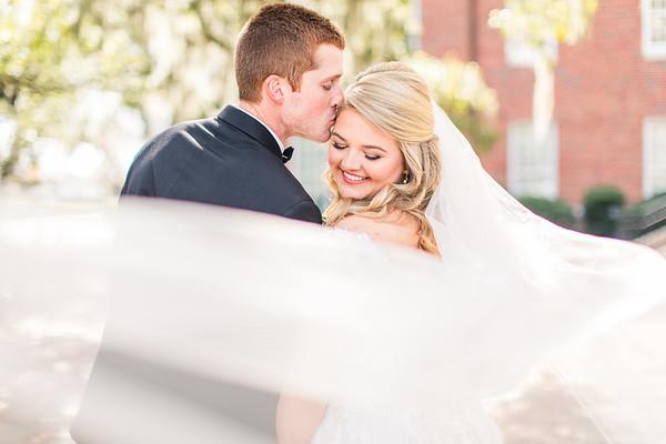 Dylan + Ashlyn | Downtown Conway Wedding