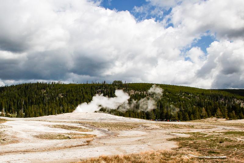 Old Faithful - Yellowstone National Park