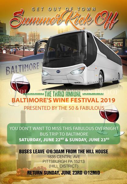 Baltimore Wine Festival 2019