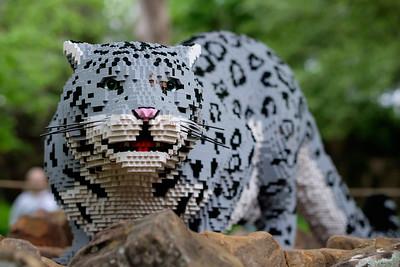 2016 April 10 - Dallas Zoo Lego Exhibit