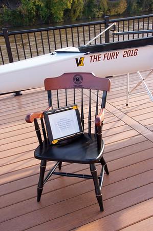Endowed Chair in Rowing & 2016 Boat Christening