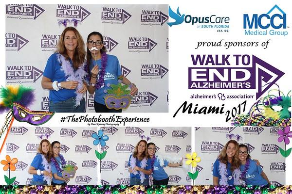 Alzheimer's Walk 11/4/2017