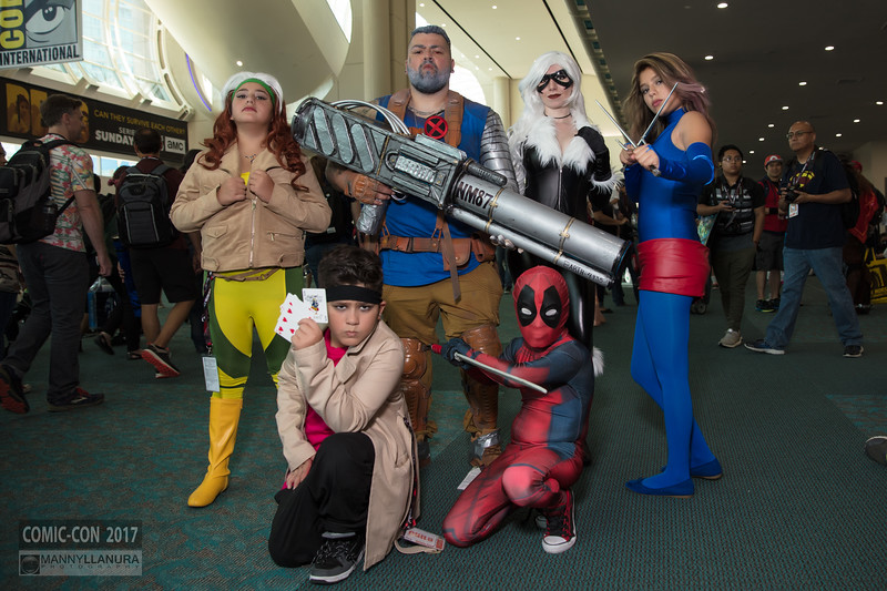 Comic-Con 2017 Day 2 Cosplay
