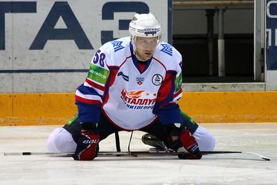 Трактор (Челябинск) - Металлург (Магнитогорск) 1:3. 23 октября 2011