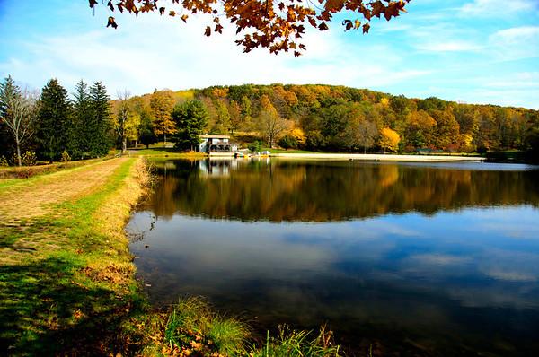 Sunrise Lake, Louis Morris County Prk, Morristown