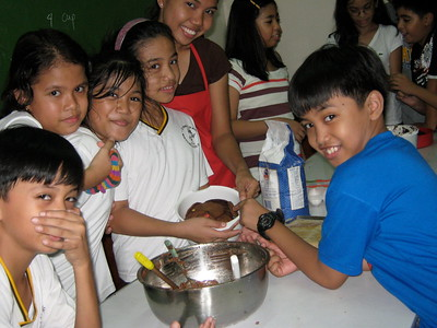 Grade School Nutrition Month 2008