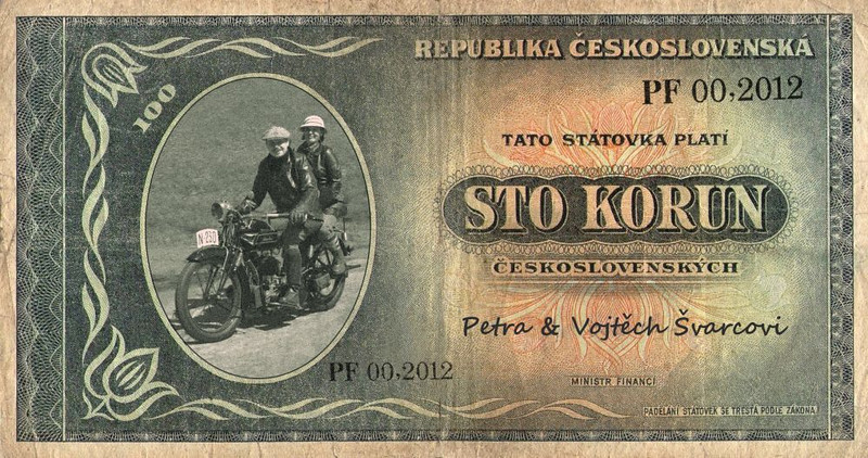 Do krisového roku 2012 přijměte laskavě drobnou finanční podporu  Here is petty financial support for coming crisis year 2012