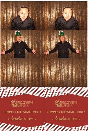 12.17.16 Progressive Label Christmas Party