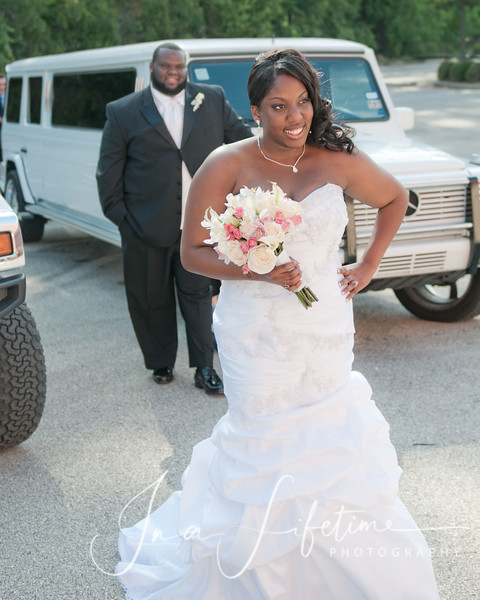 My Daughter Alicia Simmons marries Fred Gaines at The Foundry Methodist Church in NW Houston and had their reception at the Enchanted Cypress Ballroom in Cypress, Texas