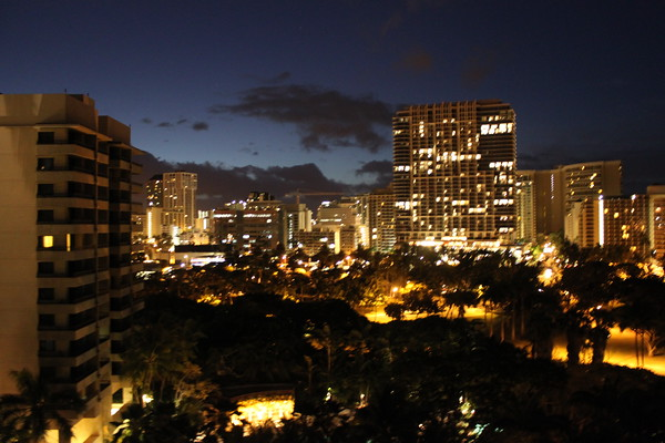 Hawaii 17 - 24 March 2010