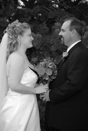 Kristi & Joe -- October 28, 2006 BW