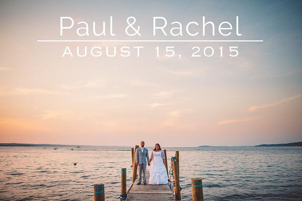 Rachel & Paul