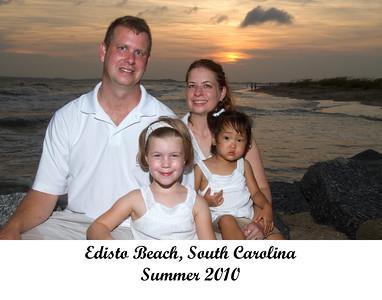 Kesler Family 2010