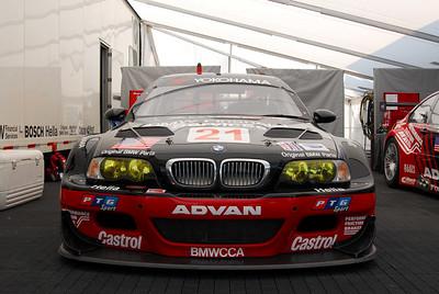 Team PTG BMW M3 (2006 ALMS spec)