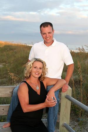 Aaron and Lori