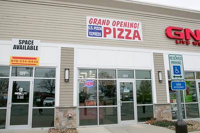 U.S. Pizza Express, Nov. 22, 2019