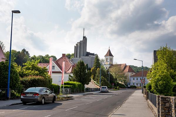 Heilige Geist Kirche Stegersbach