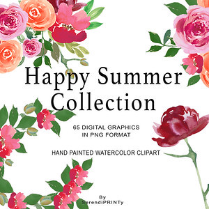 Happy Summer Collection $15