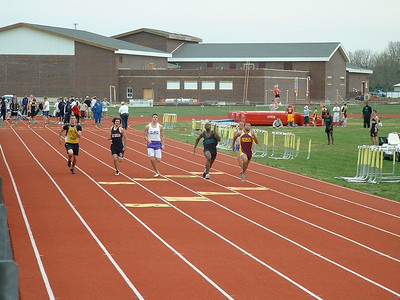 2005 Varsity Track and Field at Colerain Invitational