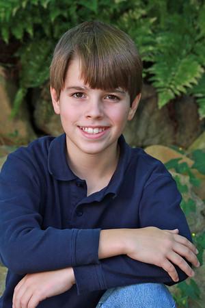 5th Grade Individual Portraits