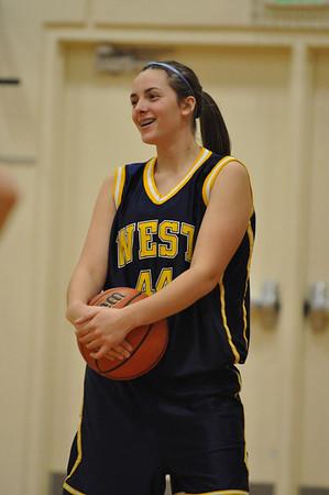 South Albany vs. WA frosh/jv/varsity Girls Basketball Game 2