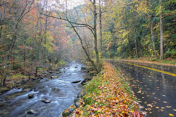 Smoky Mountains Photos: Fall