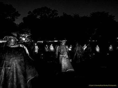 Korean War & Vietnam Veterans Memorials