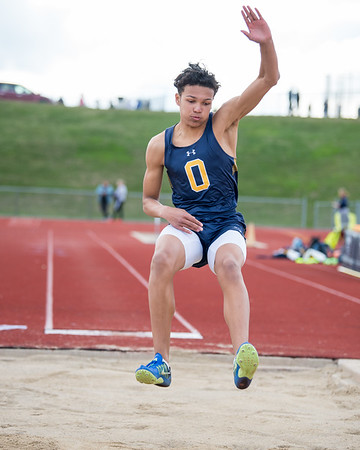 Track & Field vs. Rochester 4/25/2018