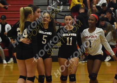 Milford - Foxboro Volleyball 10-15-18
