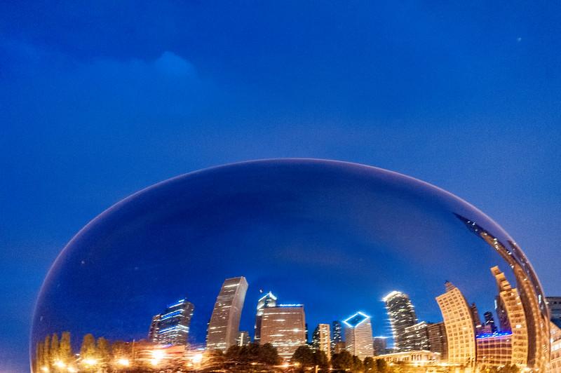 Blue Earth Bean - June 10, 2012