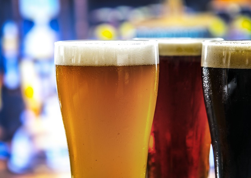 Beer in Killarney, Ireland