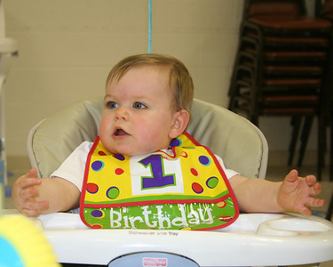 Riley Ketchum Turns 1