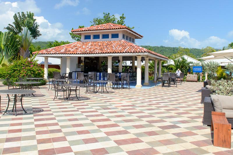 Bar near Neptune's