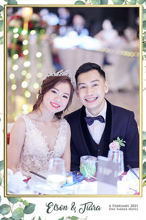 Wedding of Elson & Tiara (Roving Photography)