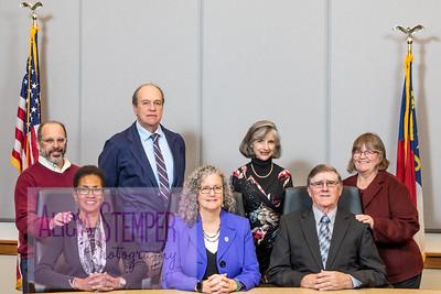 2019 Orange County Commissioners