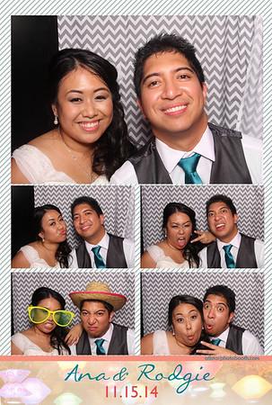 Ana & Rodgie's Wedding