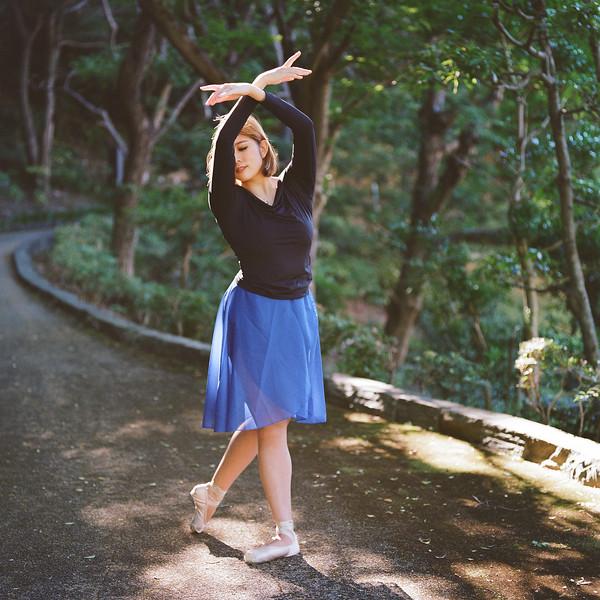 四宮 楓   バレエダンサー Kaede Shinomiya   Ballerina