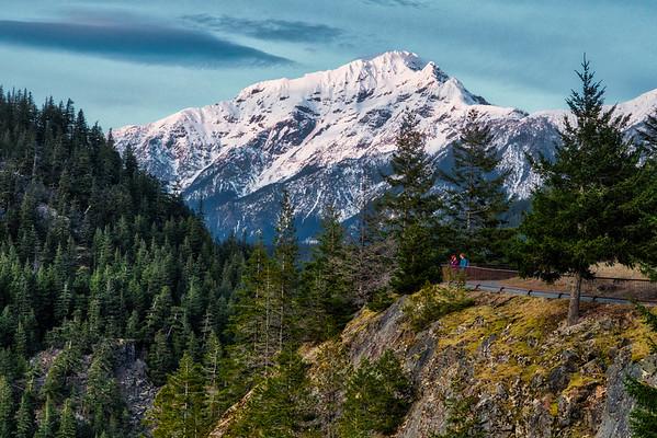 Skagit Valley with  Silvercar