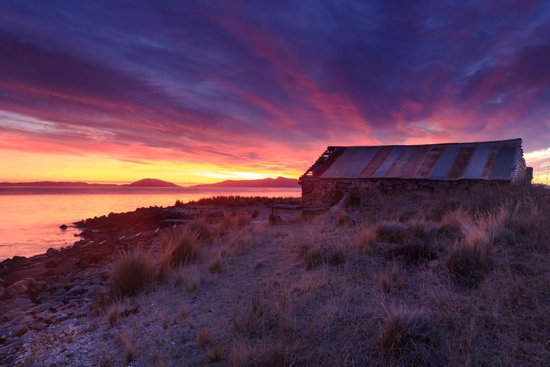 The Abandoned Boathouse