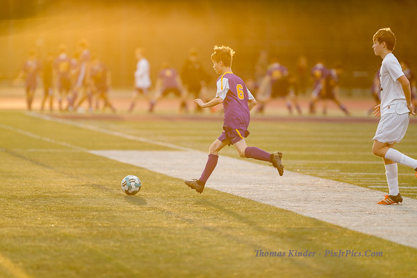 Boys JV Soccer v James Madison 3/15/19