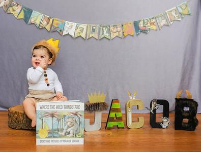 Jacob Lane | First Birthday