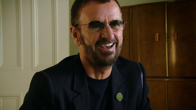. Ringo Starr Ringo Starr. Photo Credit: ©Apple Films Ltd